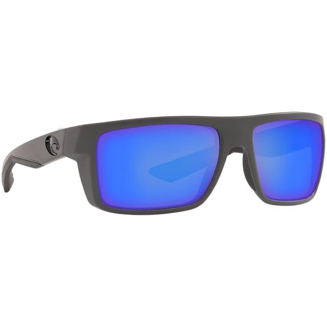 Costa Motu Matte Gray Frame Sunglasses MTU-98