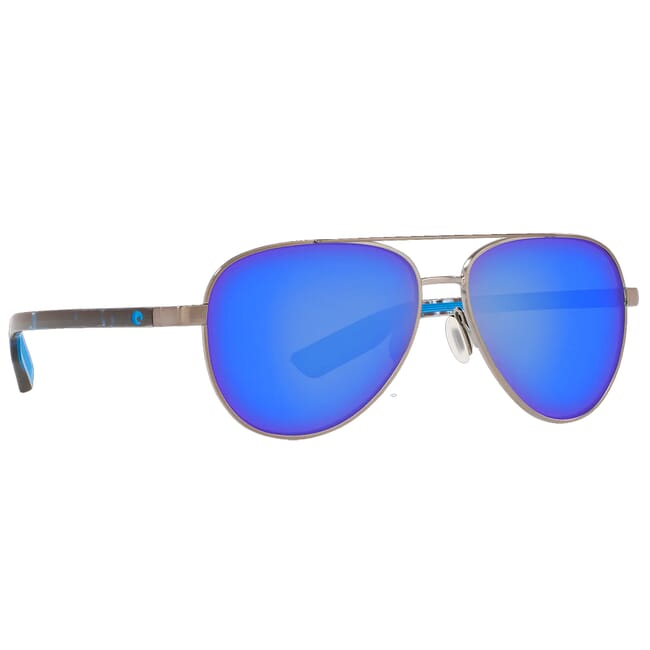 Costa Peli Brushed Gunmetal Sunglasses PEL-289