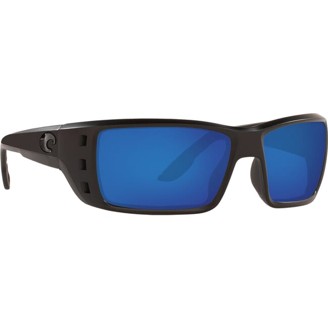 Costa Permit Blackout Frame Sunglasses PT-01