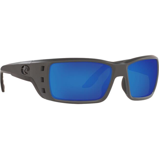 Costa Permit Matte Gray Frame Sunglasses PT-98