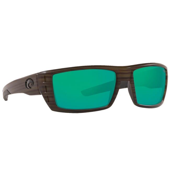 Costa Rafael Olive Teak Frame Sunglasses RFL-110