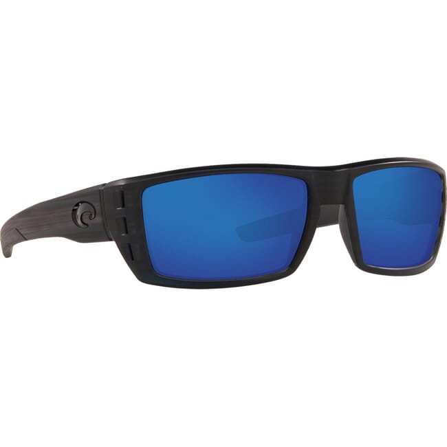 Costa Rafael Black Teak Frame Sunglasses RFL-111