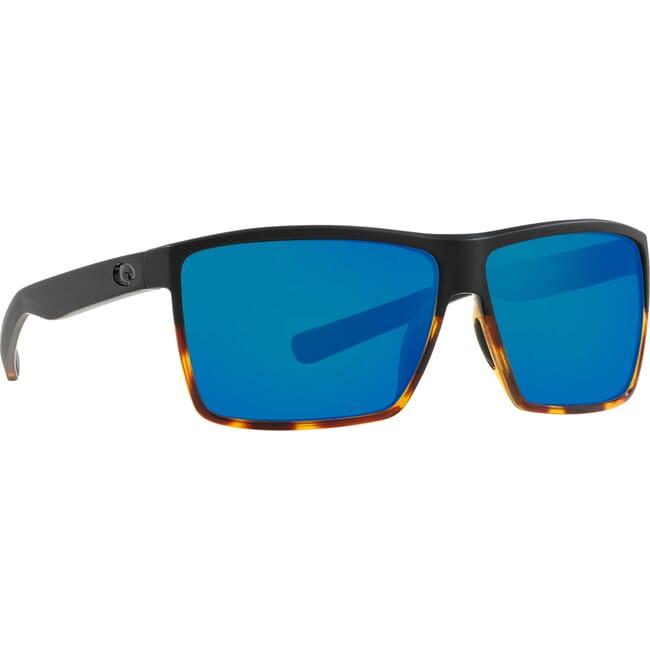 Costa Rincon Matte Black/Shiny Tortoise Frame Sunglasses RIN-181