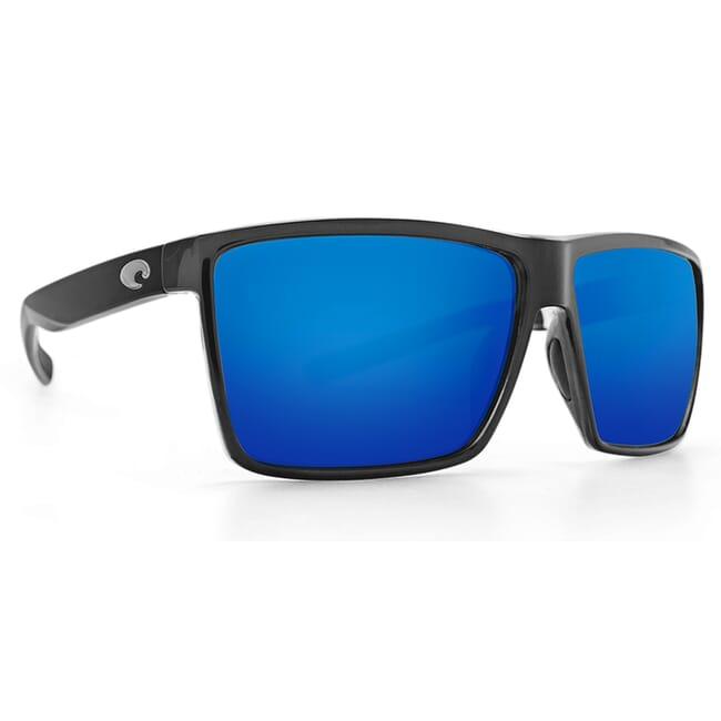 Costa Rincon Shiny Black Frame Sunglasses RIN-11