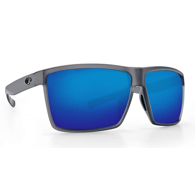 Costa Rincon Matte Smoke Crystal Frame Sunglasses RIN-156