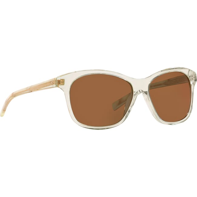 Costa Sarasota Shiny Seafoam Frame Sunglasses SAR-209