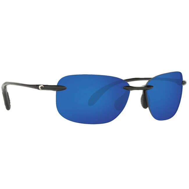 Costa Seagrove Shiny Black Frame Sunglasses SGV-11