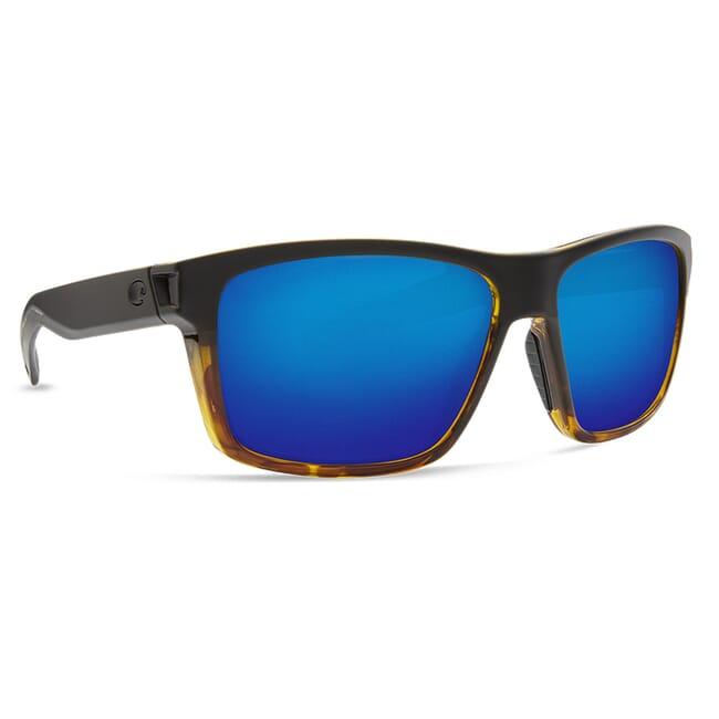 Costa Slack Tide Matte Black/Tortoise Frame Sunglasses SLT-181