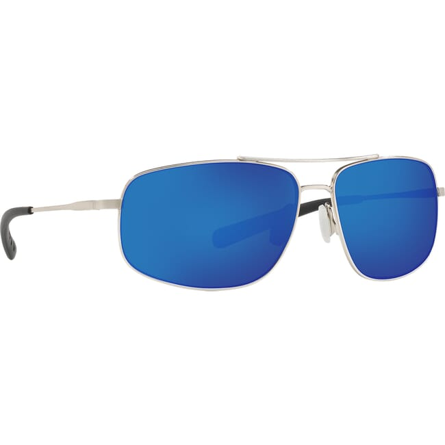 Costa Shipmaster Brushed Palladium Frame Sunglasses SMR-21