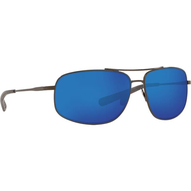 Costa Shipmaster Brushed Gunmetal Frame Sunglasses SMR-22