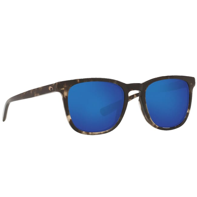 Costa Sullivan Shiny Black Kelp Sunglasses SUL-223