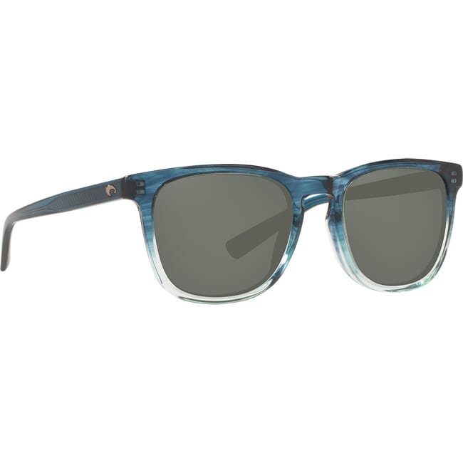 Costa Sullivan Shiny Deep Teal Fade Sunglasses SUL-281