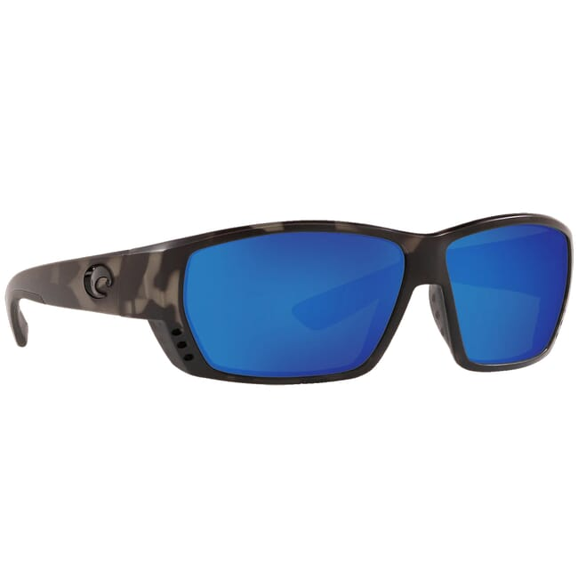 Costa Tuna Alley Ocearch Matte Tiger Shark Sunglasses TA-140OC