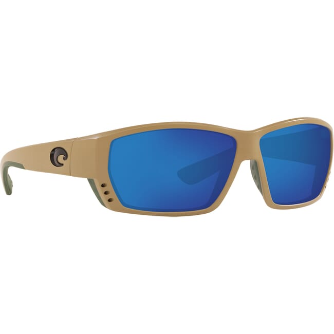 Costa Tuna Alley Sand Frame Sunglasses TA-248
