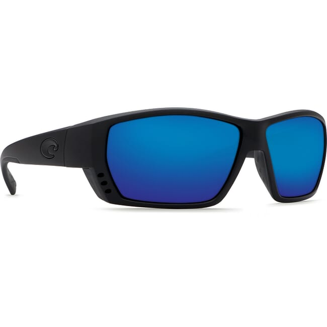 Costa Tuna Alley Blackout Frame Sunglasses TA-01