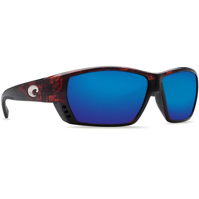 Costa Tuna Alley Tortoise Frame Sunglasses TA-10