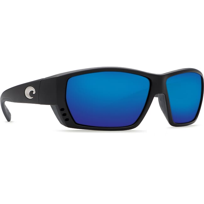 Costa Tuna Alley Matte Black Frame Sunglasses TA-11