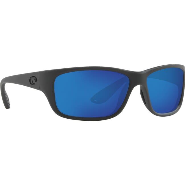 Costa Tasman Sea Matte Gray Frame Sunglasses TAS-98