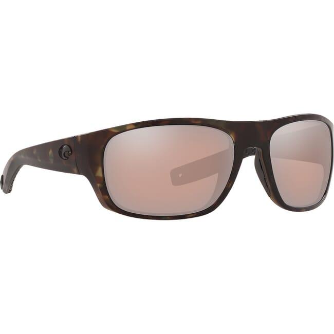 Costa Tico Matte Wetlands Frame Sunglasses TCO-254