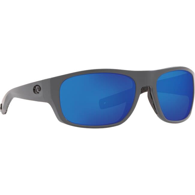 Costa Tico Matte Gray Frame Sunglasses TCO-98