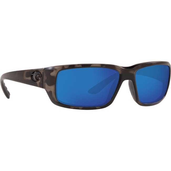 Costa Fantail Ocearch Matte Tiger Shark Sunglasses TF-140OC