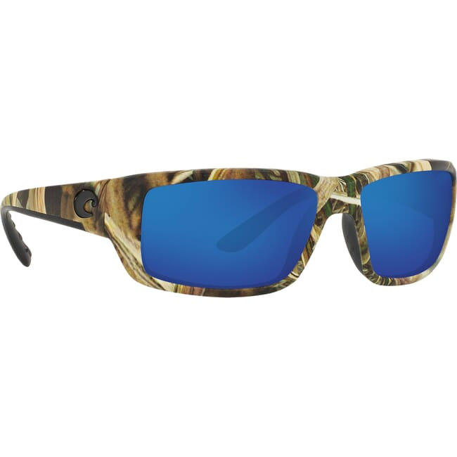 Costa Fantail Mossy Oak Shadow Grass Blades Camo Frame Sunglasses TF-65
