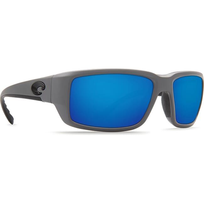 Costa Fantail Matte Gray Frame Sunglasses TF-98