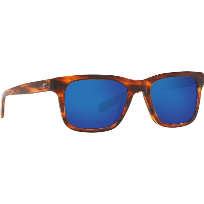 Costa Tybee Shiny Tortoise Sunglasses TYB-10