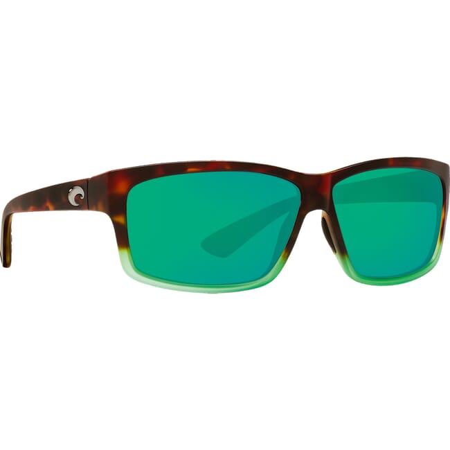 Costa Cut Matte Tortuga Fade Frame Sunglasses UT-77