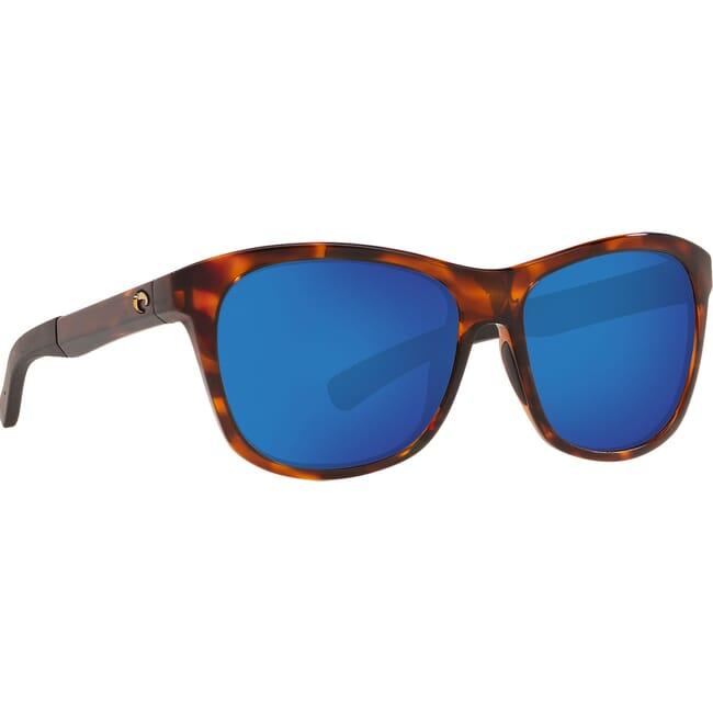 Costa Vela Shiny Tortoise Frame Sunglasses VLA-10