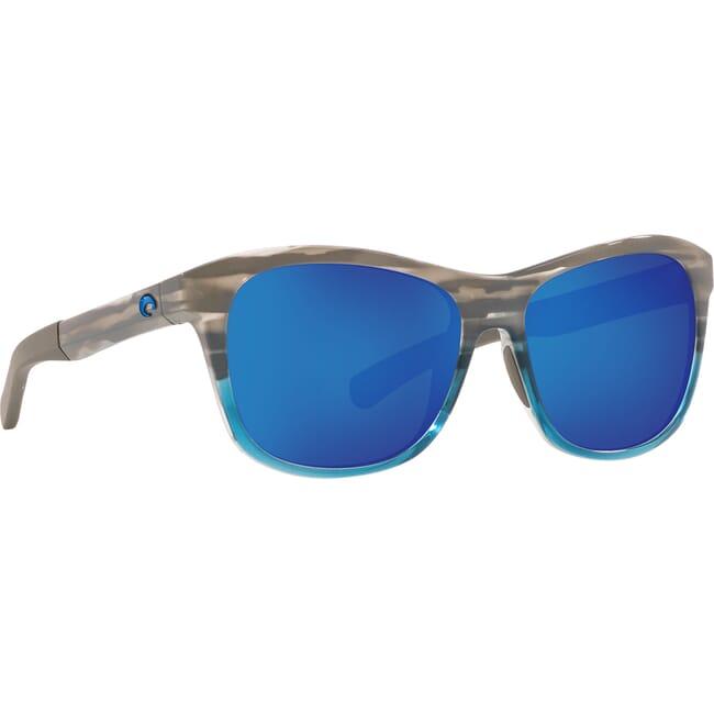 Costa Vela Ocearch Shiny Coastal Fade Frame Sunglasses VLA-275OC