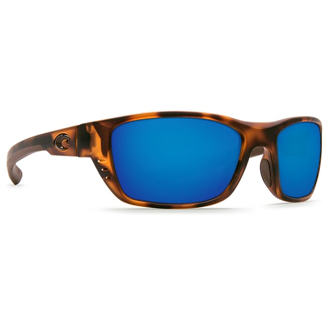 Costa Whitetip Retro Tortoise Frame Sunglasses WTP-66