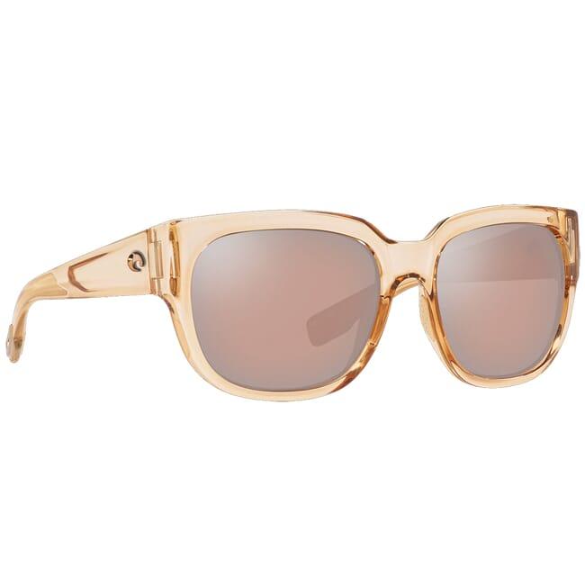Costa Waterwoman II Shiny Blonde Sunglasses WTR-252