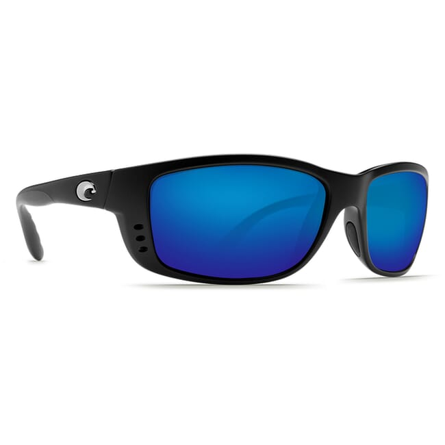 Costa Zane Matte Black Frame Sunglasses ZN-11
