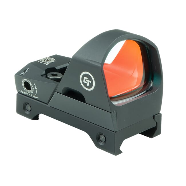 Crimson Trace CTS-1400 3.25 MOA Compact Open Reflex Sight for Rifles & Shotguns with Wide FOV, Electronic Sight with M1913 Picatinny Mount