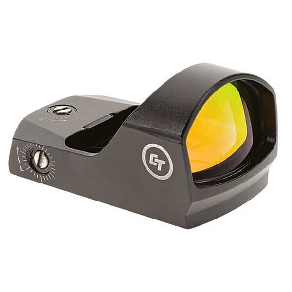 Crimson Trace CTS-1250 Red LED Illuminated Reticle Compact Open Reflex Sight 01-00560