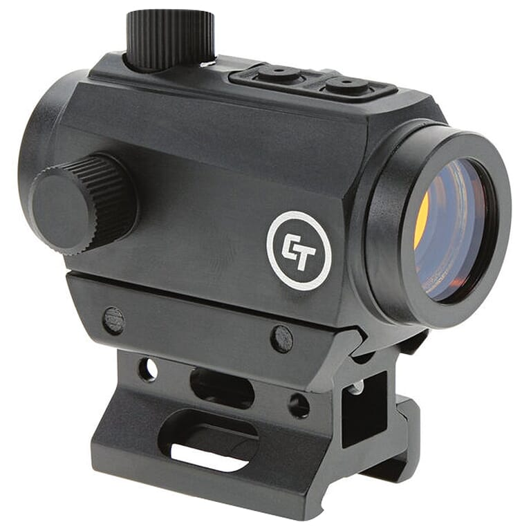 Crimson Trace CTS-25 Compact Red Dot Red LED Illuminated Reticle Compact Red Dot 01-02030