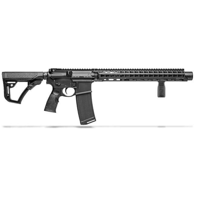 "Daniel Defense DDM4ISR .300 Blk (Integrally Suppressed) 9"" 1:8 Black Rifle 02-103-02041"