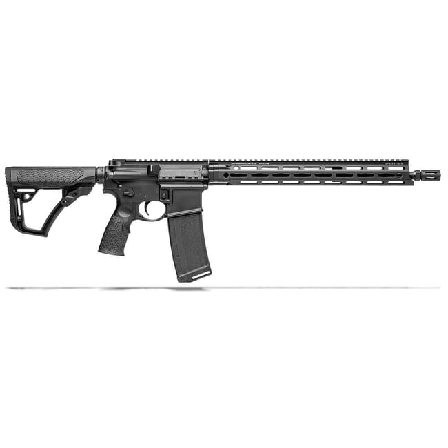"Daniel Defense DDM4V7 LW 5.56mm NATO 16"" 1:7 Black Rifle 02-128-02241-047"