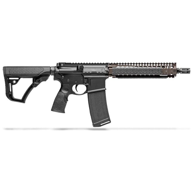"Daniel Defense MK18 5.56 NATO 10.3"" 1:7 Barrel-Flat Dark Earth RIS II Rifle 02-088-17024"