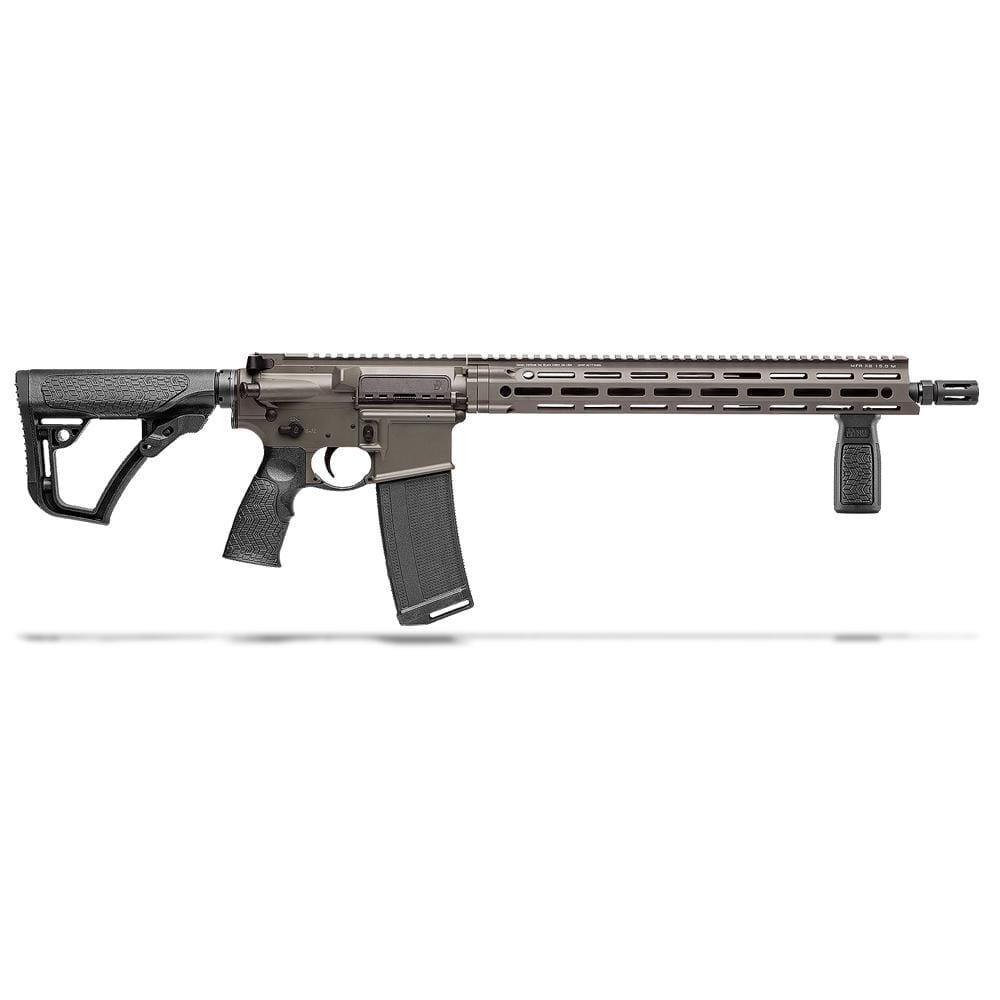 "Daniel Defense DDM4V7 5.56mm NATO 16"" 1:7 Deep Woods Rifle 02-128-13192-047"