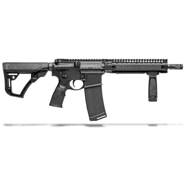 "Daniel Defense DDM4 300 S .300 Blk 10.3"" 1:8 Black Rifle 02-122-17026-047"