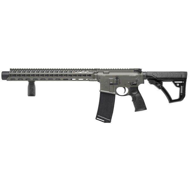"Daniel Defense DDM4ISR .300 Blk (Integrally Suppressed) 9"" 1:8 Deep Woods Rifle 02-103-01056"