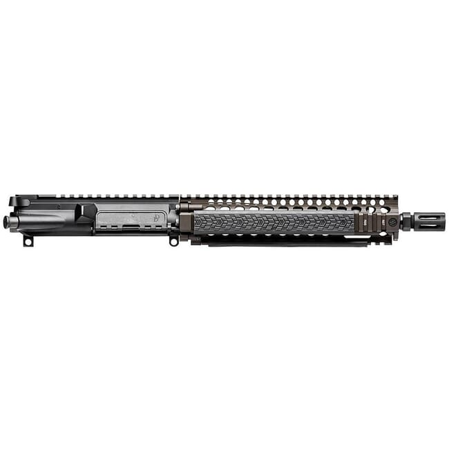 "Daniel Defense MK18 Flat Dark Earth 5.56 NATO 10.3"" Short Barrel Upper Receiver Group 23-004-08013-011"