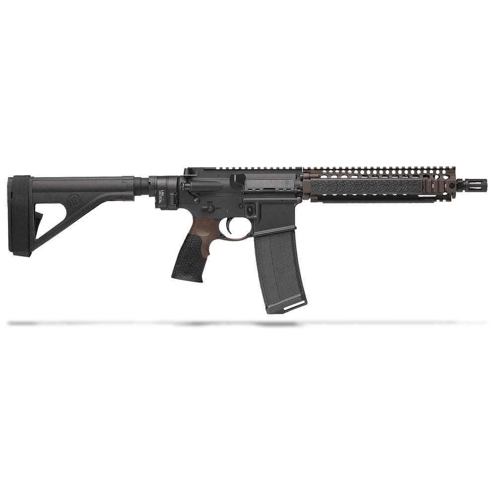 "Daniel Defense MK18 Pistol w/ Law Tactical Gen III Adaptor 5.56mm NATO 10.3"" 1:7 Bbl 02-088-22038"