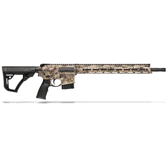 """Daniel Defense DDM4 Ambush 6.8 SPC 18"""" 1:11 Kryptek Highlander Rifle 02-110-07137"""