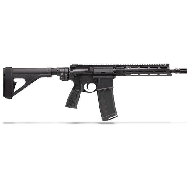 "Daniel Defense DDM4 V7 Pistol Law Tactical 5.56mm NATO 10.3"" 1:7 Bbl 02-128-16550"