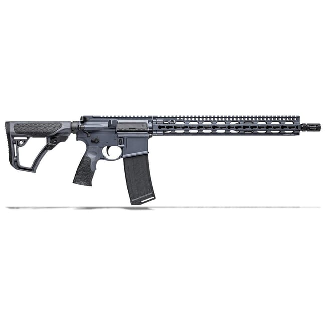 "Daniel Defense DDM4V11 5.56mm NATO 16"" 1:7 Tornado Grey Rifle 02-151-23026-047"