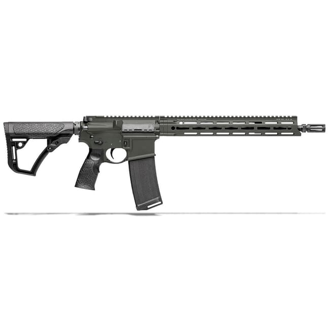 "Daniel Defense DDM4V7 SLW 5.56mm NATO 14.5"" 1:7 Deep Woods Rifle 02-128-01219-047"