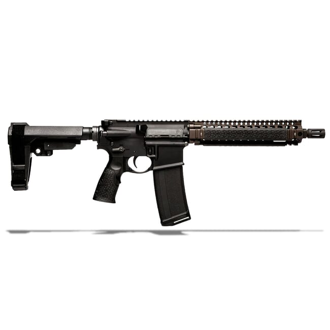 "Daniel Defense MK18 Pistol Flat Dark Earth 5.56mm NATO 10.3"" 1:7 Bbl 02-088-06030"